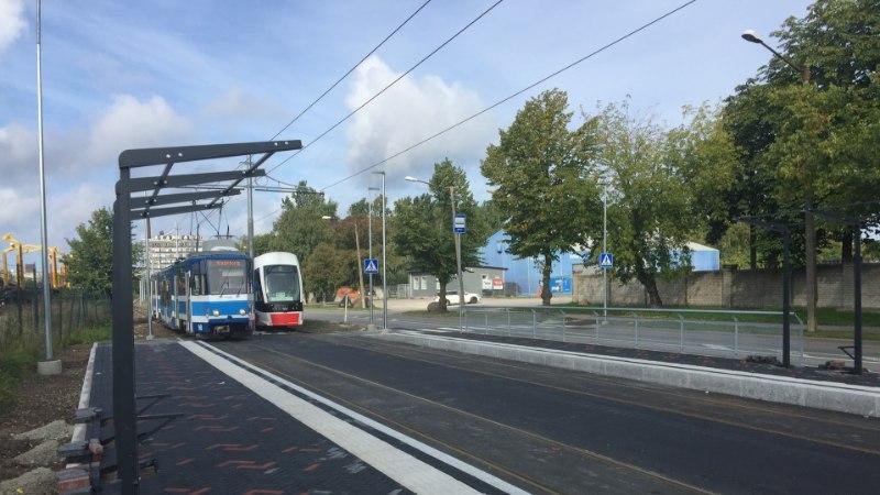 ÕHTULEHE VIDEO | Kas uus Kopli trammipeatus tasub end ära?