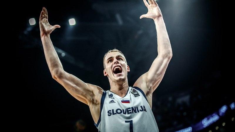 NII SEE JUHTUS | Sloveenia on Euroopa parim korvpalliriik!