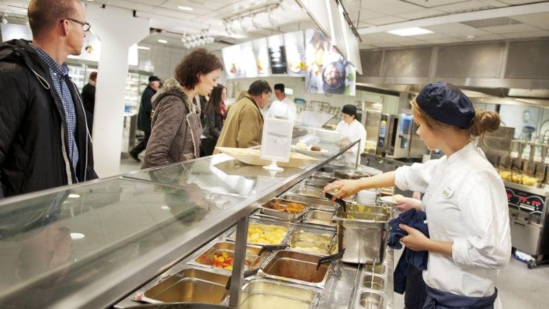 TOIT KUUMALETIST: pikalt seisnud toit võib kaotada nii lõhna kui maitse ning tervisele mõeldes tuleb see kiirelt ära süüa