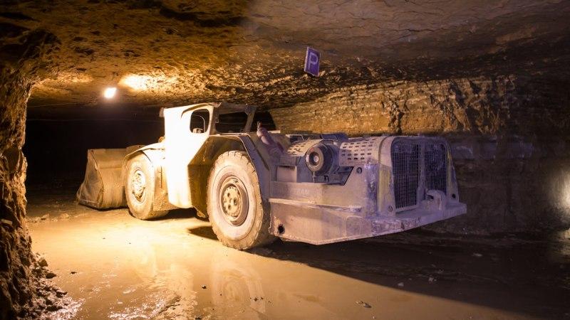 Kaevuri elu maa all: kaheksa niisket kraadi üle nulli ja muttmasin