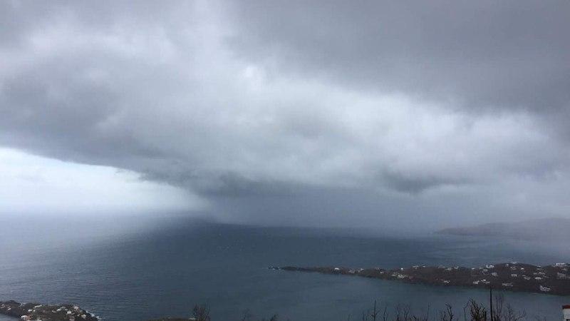 Orkaan Maria jõudis Neitsisaartele