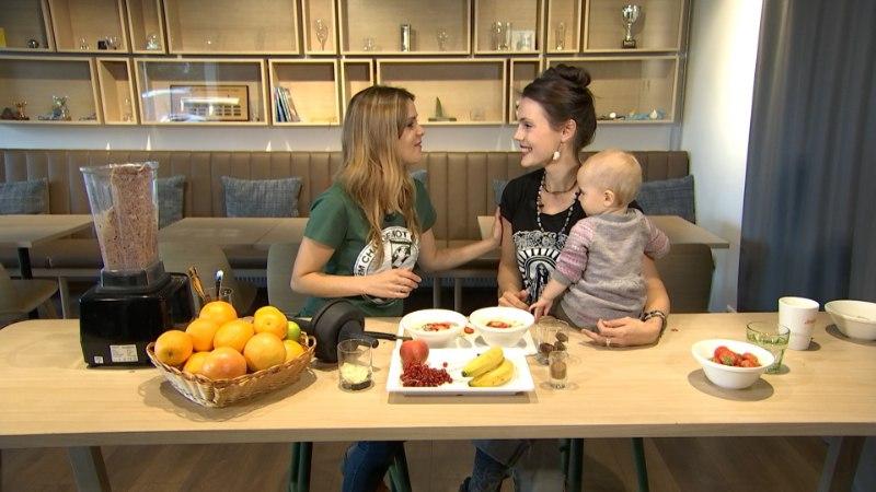 Simona Tätte pisitütar teeb teledebüüdi Eesti esimeses veganisaates