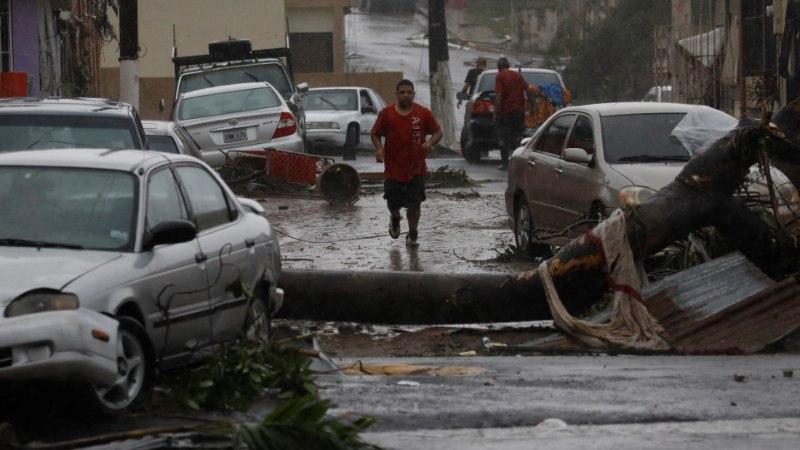 ORKAAN MARIA | Puerto Rico võib kuudeks elektrita jääda