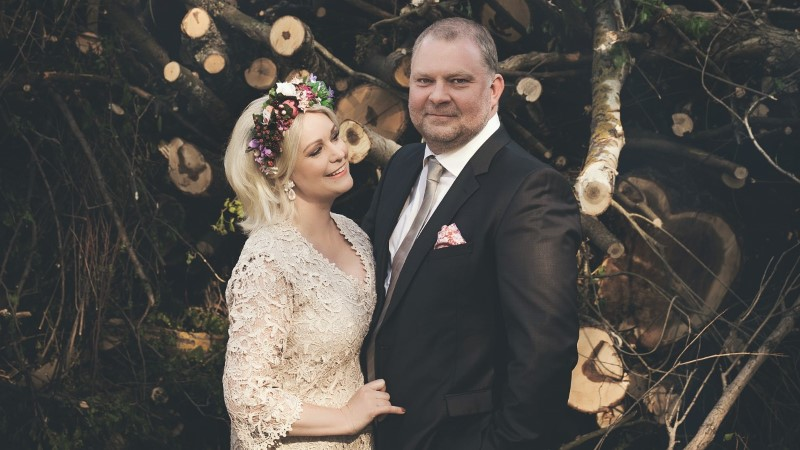 Karmel Eikner-Killandi meenutab oma pulmapäeva heldimusega