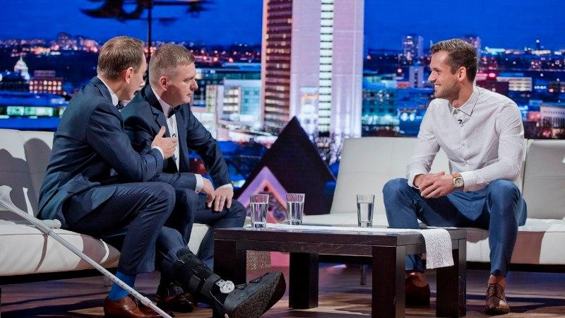 """FOTOD JA VIDEO   """"Nädalalõpp Kanal 2ga"""" alustab uut hooaega eriti vägevalt"""