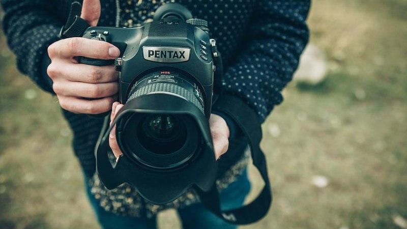 FOTOBLOGI   Testimisele läheb Pentaxi uus kaamera