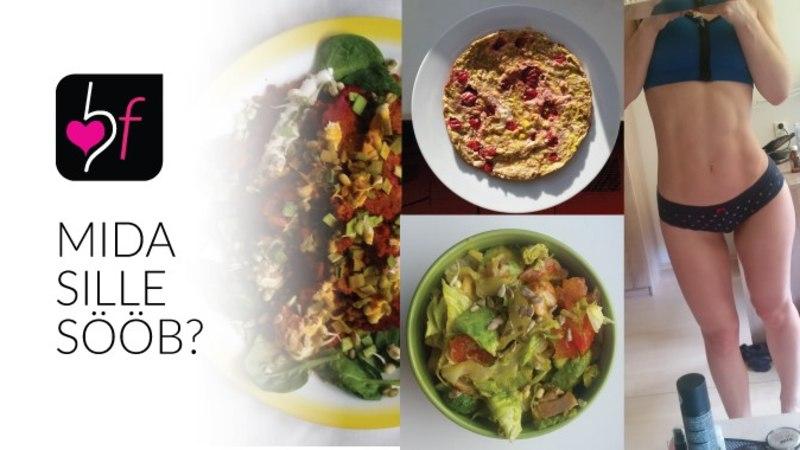 Toitumisnõustaja toitumisnõustamine iseendale