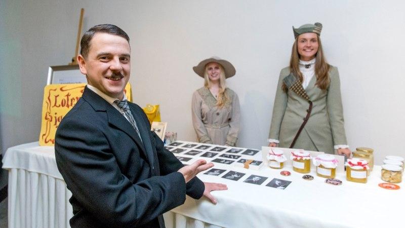 GALERII | Siuru 100. aastapäeva tähistati oksjoni ja etendusega