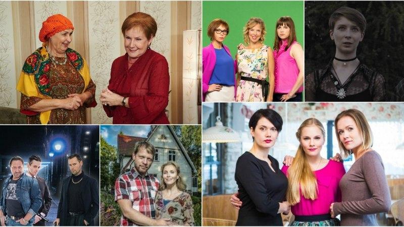 Selgus Õhtulehe lugejate lemmik Eesti telesarjade seast