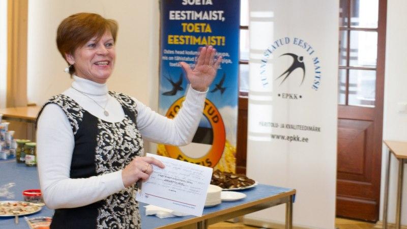 Sirje Potisepp valiti viiendat korda toiduliidu juhatajaks