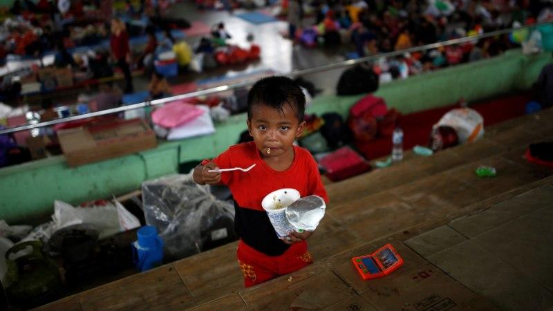 Balil evakueeriti vulkaanipurske hirmus üle 42 000 inimese