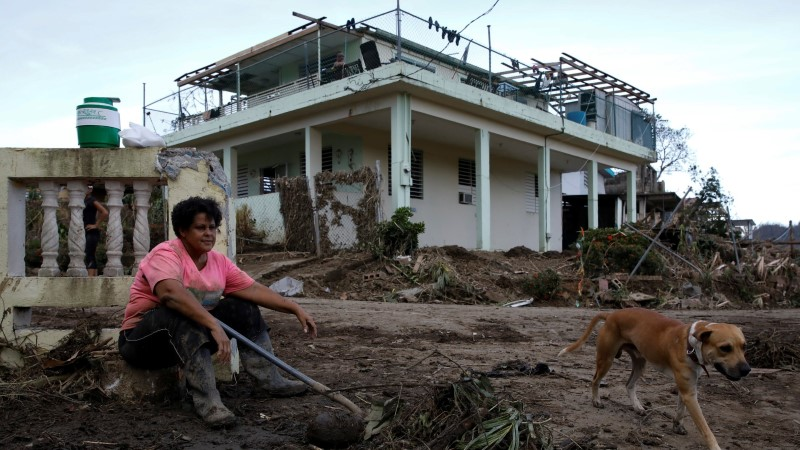 Puerto Rico ametnikud võrdlevad olukorda maailmalõpuga