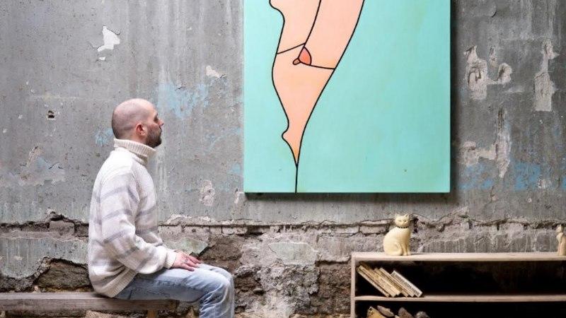 DISAINIÖÖ | Kunstnik Reimo Õun vilistas panga nõudmistele ja täitis oma kauaaegse unistuse