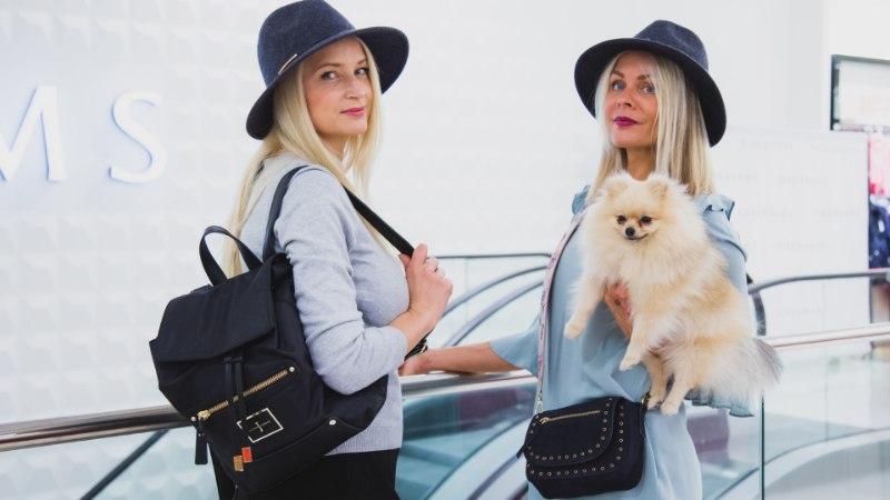 GALERII | Angeelika Kang ja Mari-Liis Ilover näitasid sügise moepärleid