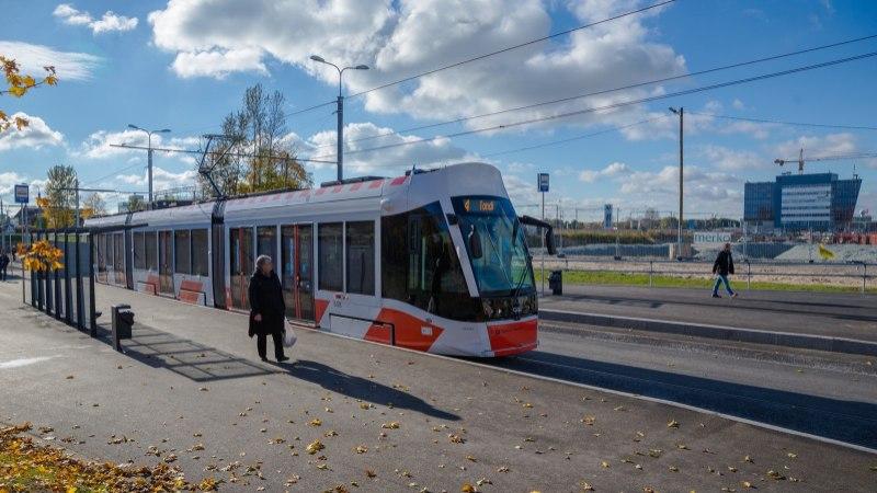 Tallinn soetab uusi tramme