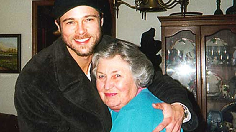 Brad Pitti vanaema suri kuulsast pojapojast hüljatuna