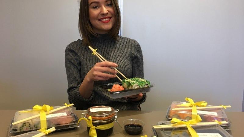 PROOVIME JÄRGI | Kuidas maitseb kodune sushi? Mil moel erineb ta tavapärasest?