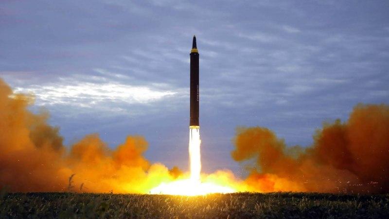 Põhja-Korea jätkab maailma ärritamist