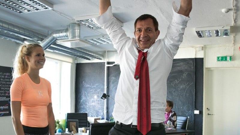 Septembris toimub üle-eestiline töökohaspordikuu