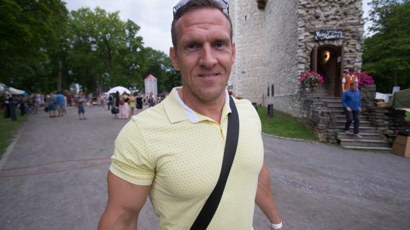 SÜNNIPÄEVAGALERII | Palju õnne: Ott Kiivikas 40