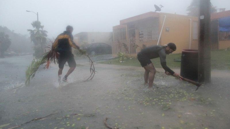 Irma on nõudnud juba kümne inimese elu, Barbuda saar on muutunud elamiskõlbmatuks
