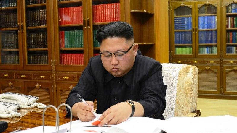 Kim Jong-uni turvavad Putini endised kolleegid