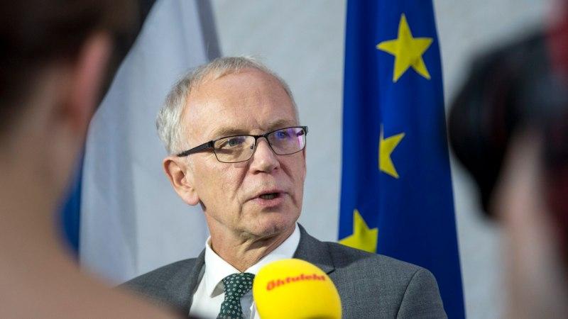 """Riigikogu esimees Eiki Nestor uusaastatervituses: """"Uhkelt omal maal uuesti alustada on olnud ju tegelikult ilus aeg."""""""