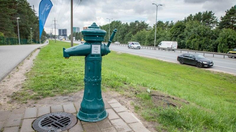 Veefirmad hoiatavad külmade saabumise eest ja soovitavad veevärki kaitsta