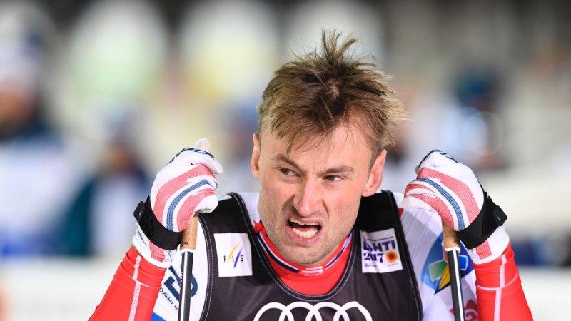 Külmetushaigus on purustamas Petter Northugi unistust olümpiamängudest