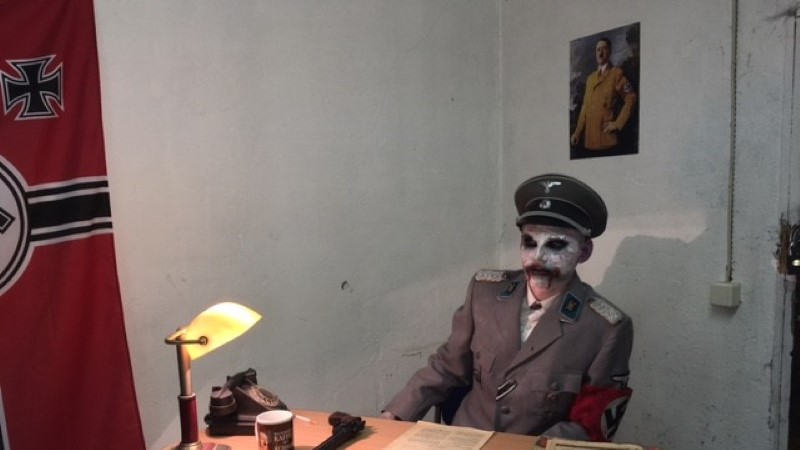 Natsizombid ja surnute Reich ehk kuidas teha filmi nulleelarvega