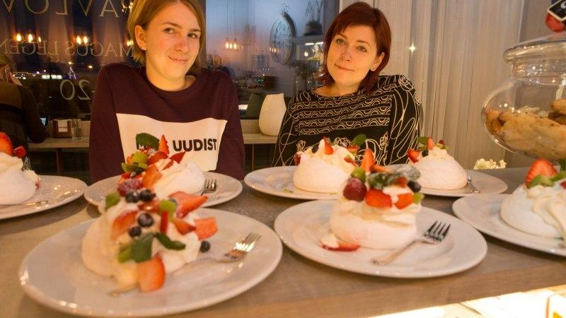 """В Таллинне открылось Pavlova Cafe, где подают самую вкусную """"павлову"""""""