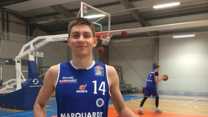 VIDEO   Kristian Kullamäe osales Saksamaa liiga tähtede mängul