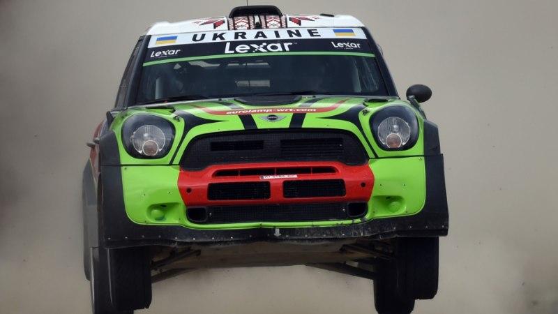 Ukraina rallimees ja Eesti kaardilugeja eelistasid WRC-sarjale Eesti meistrivõistlusi