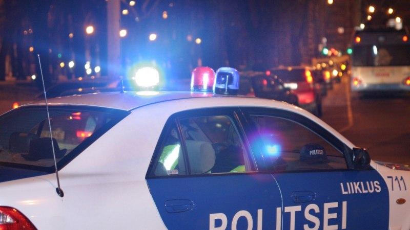 Politseijaoskonda pommiga ähvardanud mees peeti kinni
