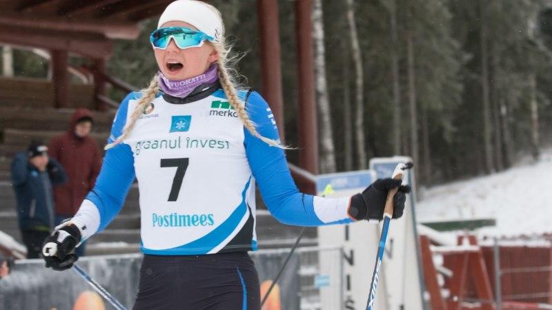 GALERII | VAHVA! Veerpalu päästis kodustel meistrivõistlustel Eesti naiste au
