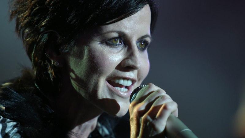 The Cranberriese laulja Dolores O'Riordan suri 46aastaselt