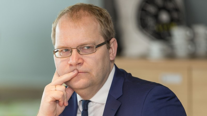 Vene näitus Europarlamendi hoones: Paet hoiatab eurooplasi naiivsuse eest