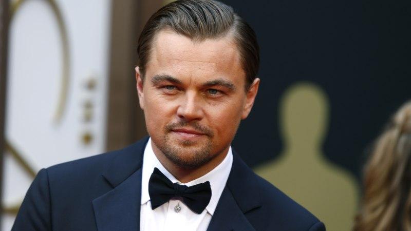 DiCaprio teeb Tarantino filmis peaosa