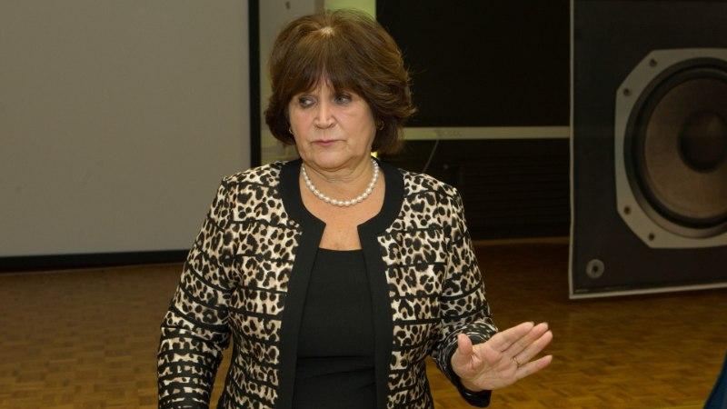 Kersti Sarapuu: perekonna  korruptsiooniga seostamine ei ole debatt, vaid raske etteheide