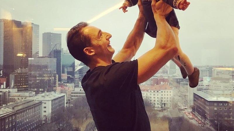 HURRAA! Olümpiasangar Allar Raja saab teist korda isaks