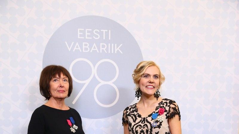 Kohtunik Julia Laffranque esitab Strasbourgis ema Maimu Bergi näidendit Eesti ajaloost
