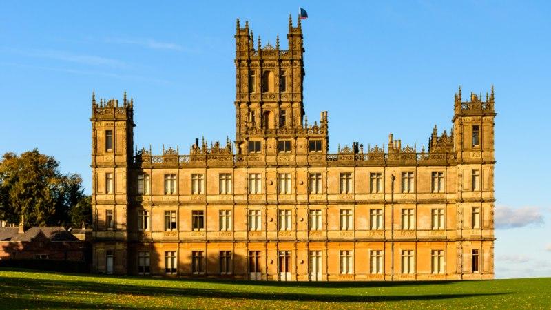 Soovid veeta jõulud Downton Abbeys?