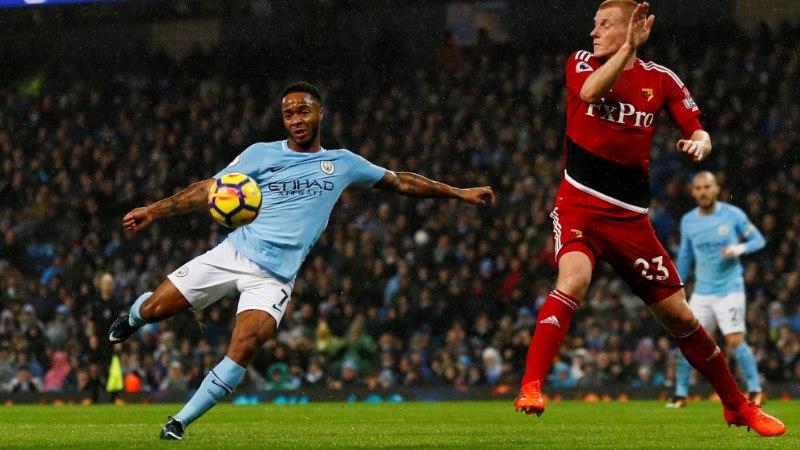 Manchester City naasis võidurajale, Sterling lõi hooaja kiireima värava