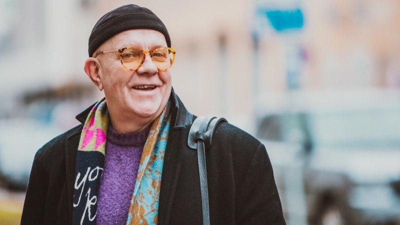 Emeriitalkohoolik Andrus Vaarik: minust on saanud enam-vähem korralik näitleja tänu sellele, et ma endale nii väga ei meeldinud