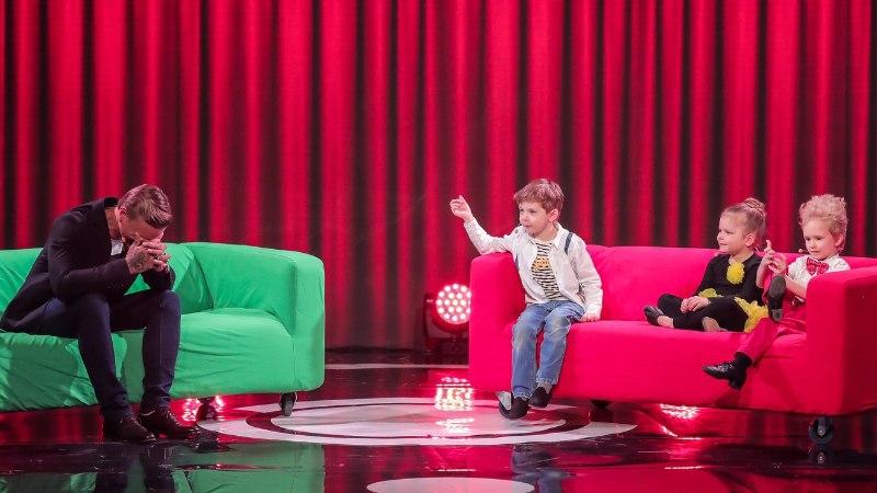 """Kanal 2 hittsaate """"Väikesed hiiglased"""" kohtunikuks saab Tanel Padar"""