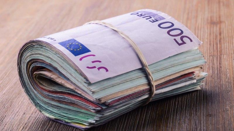Soomes avastati aastavahetusel hulk võltsitud 500-euroseid