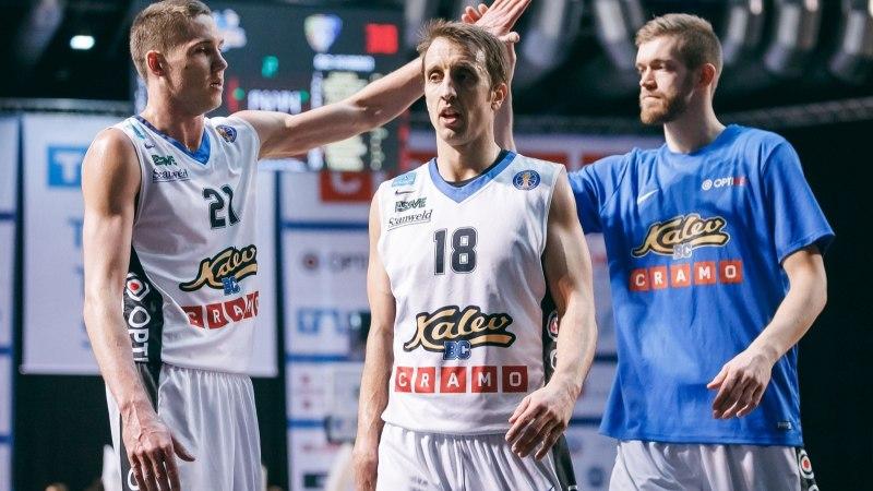 SUPER! Kalev/Cramo võttis Siberist inetu, kuid ülivajaliku võidu