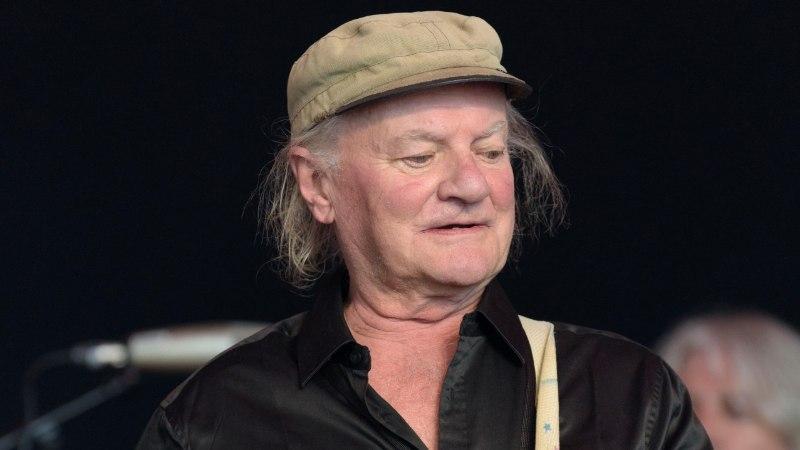 Suri Kinksi bassimängija Jim Rodford