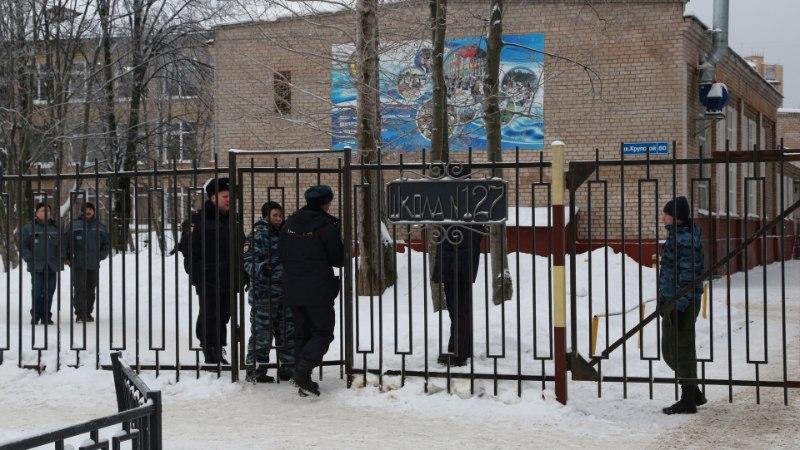 Vene juhtivad telekanalid vaikisid veristest koolirünnakutest