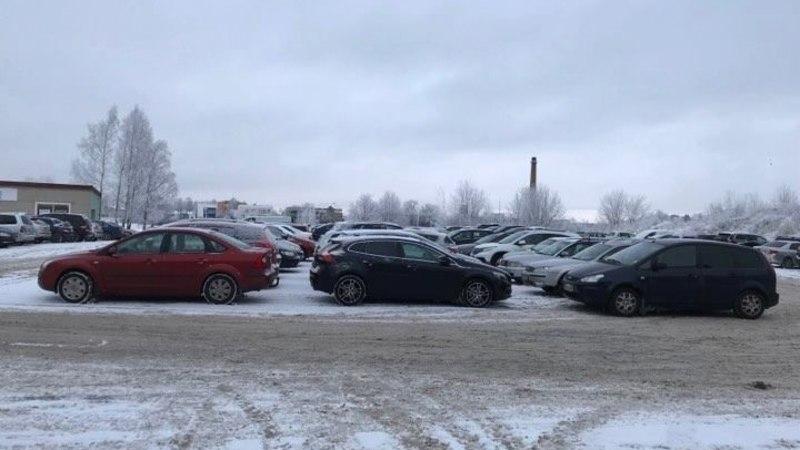 PILTUUDIS   Parkimine Pärnu moodi: mida teeksid sellises olukorras sina?